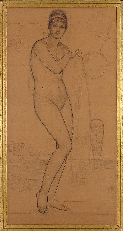 Standing Nude (Venus)