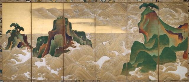 Waves at Matsushima