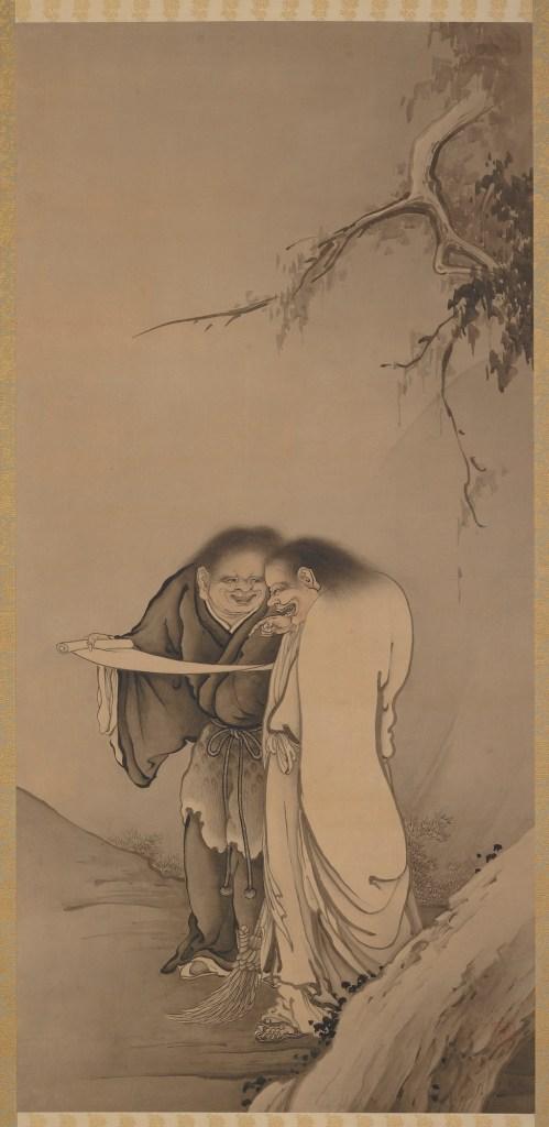 Kanzan and Jittoku