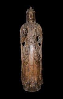 Standing Bodhisattva Avalokiteshvara (Guanyin)
