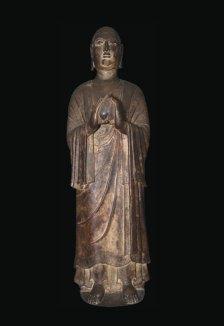 Standing Pratyekabuddha