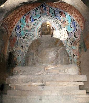 Sculpture in Northern Xiangtangshan