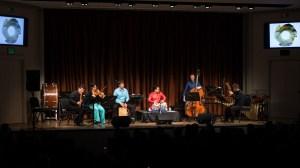 Silkroad musicians performing at the Freer|Sackler.