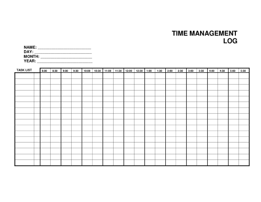payroll sign in sheet
