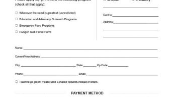 5 charitable donation receipt templates formats examples in word 6 charitable donation form templates thecheapjerseys Image collections