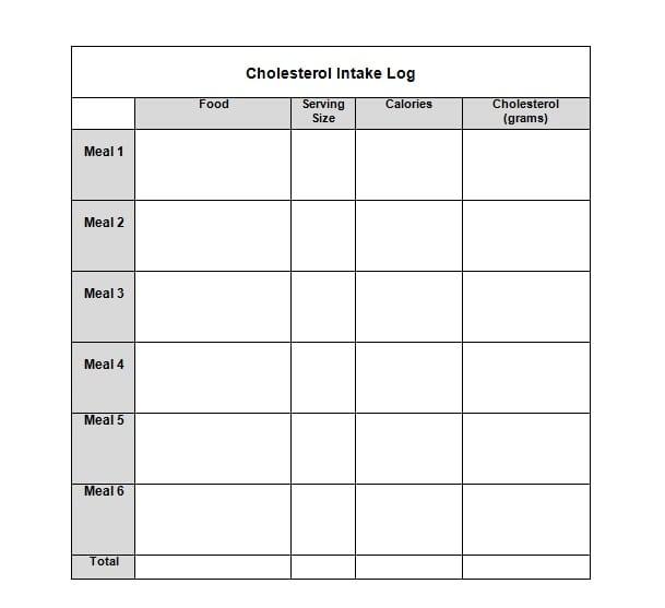 daily log sheet template free