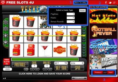 four winds casino resort Slot Machine