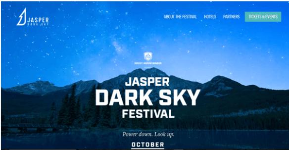 jasper Dark Sky