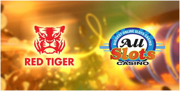All slots red tiger gaming