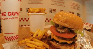 Best Burgers in Ireland
