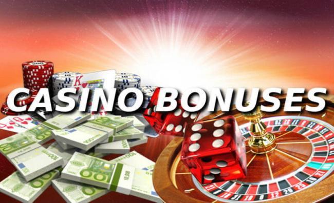 Casino bonuses for online games