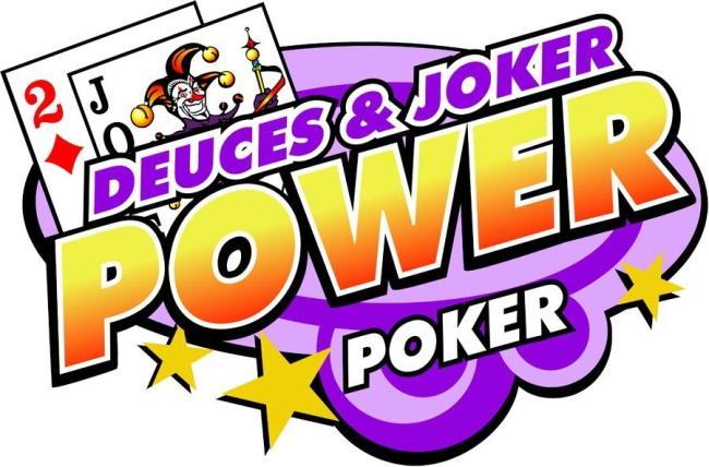 Deuces Joker Power Poker