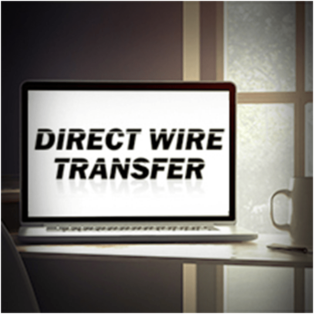Direct Wire transfer