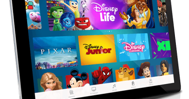 Disney Life app now for Ireland users