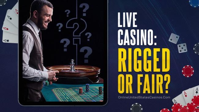Do online casinos offer fair games