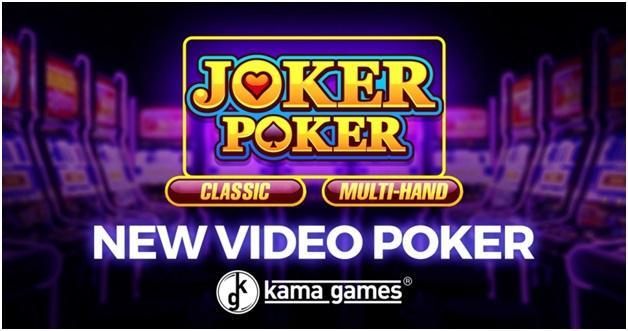 New Joker Poker Game