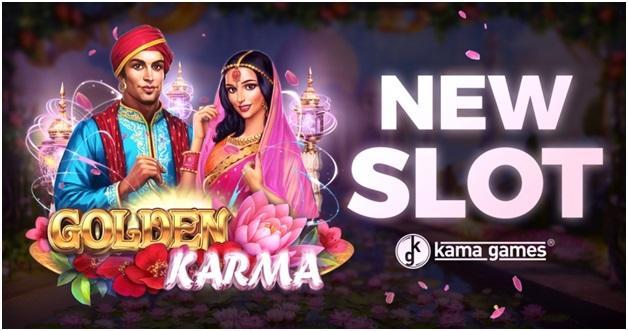 New Slot Golden Karma