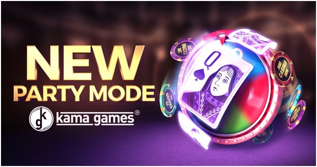 New Game Wheel Party Kama games