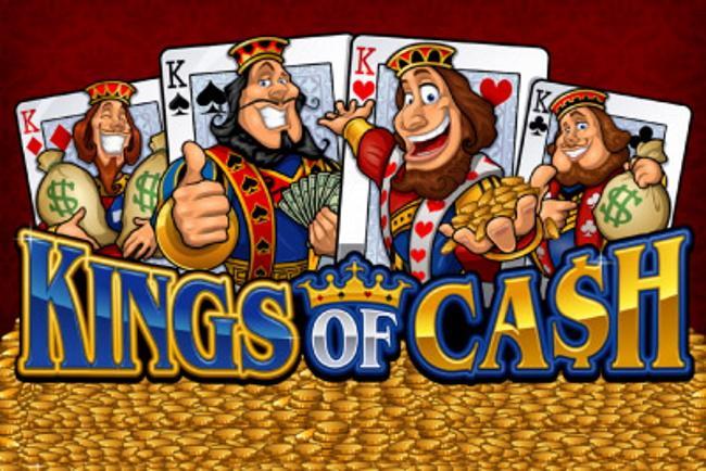 Kings of Cash Slot Game