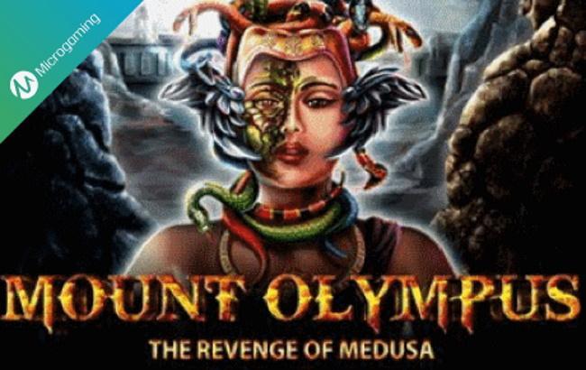 Mount Olympus Slot Game
