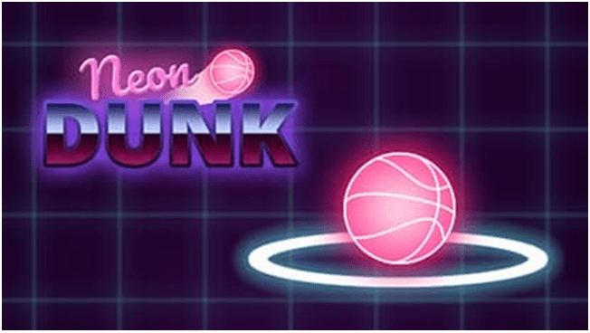 Neon Dunk is the highly played arcade game in Ireland