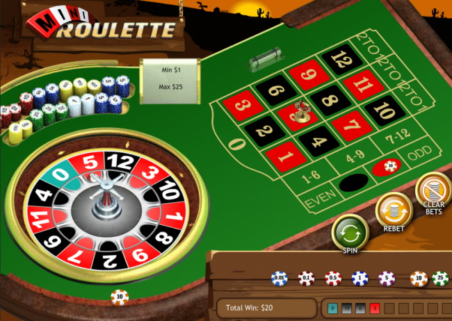 Other variations of roulette and their strategies