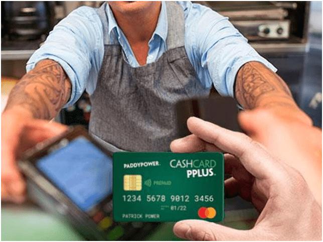 Paddy Power Cash Card PP Plus for Irish Punters