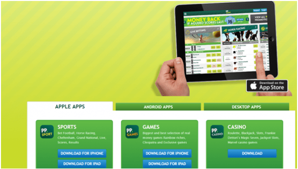 Paddy power casino games on mobile