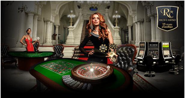 Rich casino rewards