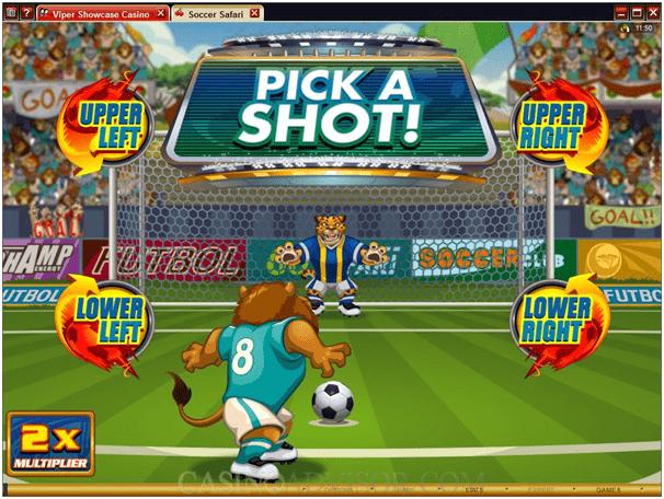 Pick A Shot Slot