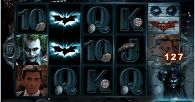 The Dark Knight Slot Game