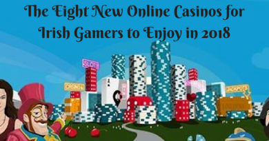 The Eight New Online Casinos for Irish G
