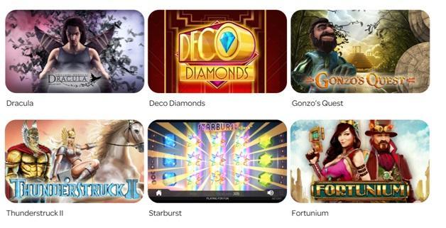 Vegas slots Spin Casino