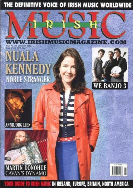 What Sean Laffey in Irish Music Magazine have to say