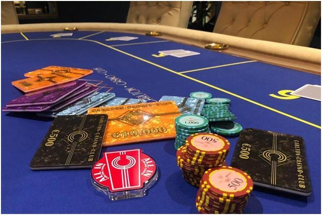 carlton casino- baccarat