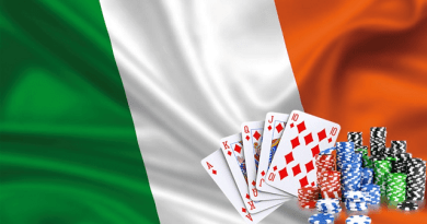 ireland gambling tax regulation