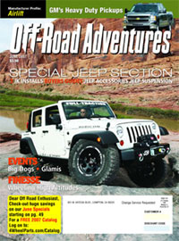 Free Off Road Adventures Magazine