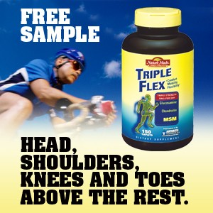 Free Samples of Nature Made Triple Flex