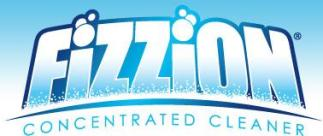 Free Samples of FiZZiON Concentrated Cleaner Package