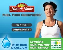 Free Samples of Nature Made Multi Complete Liquid Softgel