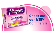 Free Samples of Playtex Gentle Glide