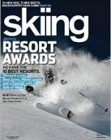 5 Free Issues of Skiing Magazine