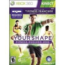 Kinect Your Shape