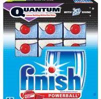 Free Samples of Finish Quantum Detergent