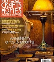 Arts & Crafts Homes Magazine for $6.99 – New or Renewal