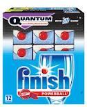 Free Finish Quantum Dishwasher Cleaner