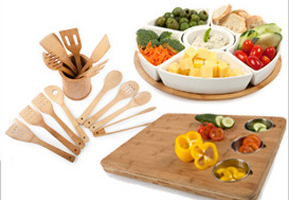Core Bamboo Kitchen Products Starting at $9.99