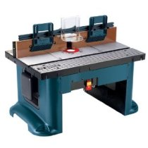 Bosch Router table