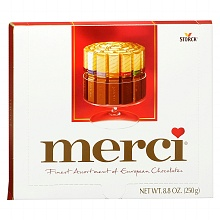 Merci Choclate