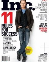 Free Subscription to Inc Magazine